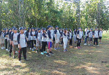 Outbound Parna Raya 3
