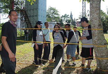 Outbound Parna Raya 4