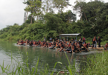 Outbound Parna Raya 7